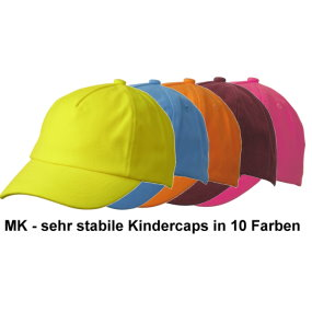 farbige kindercaps f r ihre kindergruppe preisvergleich. Black Bedroom Furniture Sets. Home Design Ideas